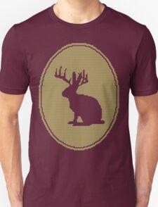Rabbit Design Unisex T-Shirt
