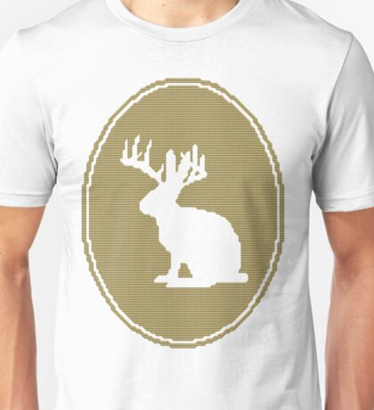 Rabbit Design Unisex T-Shirt