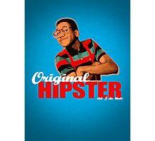 Original Hipster Photographic Print