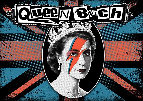 Queen Bitch by firehazzard