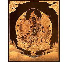Buddhist thangka Photographic Print