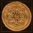 Buddhist thangka by NatureBeauty