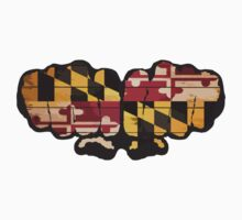 Maryland! by ONE WORLD by High Street Design