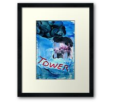 Tower of Life Framed Print