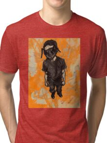 Ant Boy Tri-blend T-Shirt
