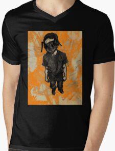 Ant Boy Mens V-Neck T-Shirt