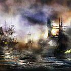 The Siege by Stefano Popovski