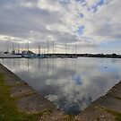 Lancashire: Glasson Dock by Rob Parsons