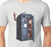 Doctor Who Gives A Sh!t. Unisex T-Shirt