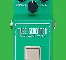 Tube Screamer by Kathleen Kelly-Thompson