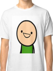 CYANIDE & HAPPINESS FACE Classic T-Shirt