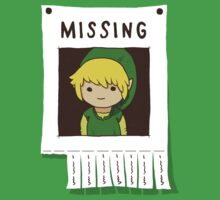 Missing Link by laurxy