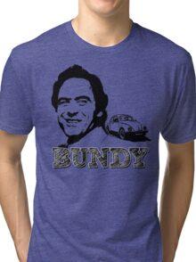 Sketchy Ted! Tri-blend T-Shirt