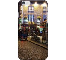 Ireland's Temple Bar iPhone Case/Skin