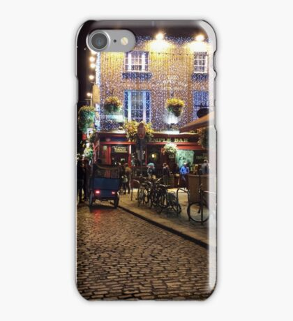 Ireland's Temple Bar iPhone Case/Skin