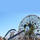 Paradise Pier by carls121