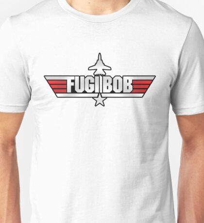 Custom Top Gun Style - Fugi Bob Unisex T-Shirt
