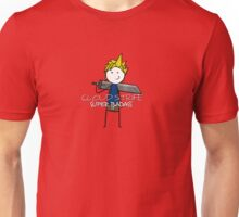 Cloud Strife - Super Badass Unisex T-Shirt