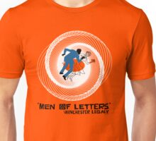 Men of Letters Unisex T-Shirt