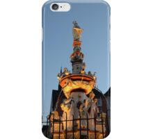Saint Peter's Fountain, Trier iPhone Case/Skin