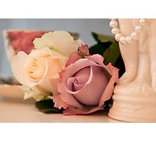 Victorian Roses Photographic Print