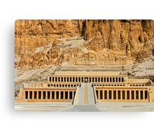 Hatshepsut. Canvas Print