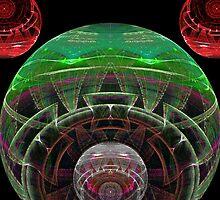 Tut55JJ#10: Space Balls (G1154) by barrowda