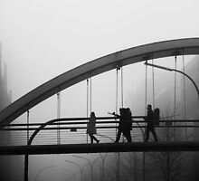 A foggy day #1 by smilyjay