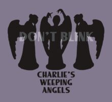 Charlies Weeping Angels by FandomsFriend