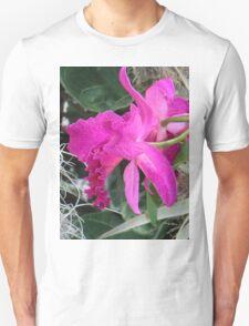 Fuschia Orchid T-Shirt
