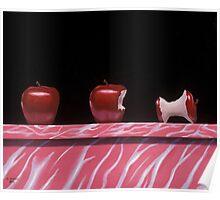 Metamorphosis of an Apple Poster