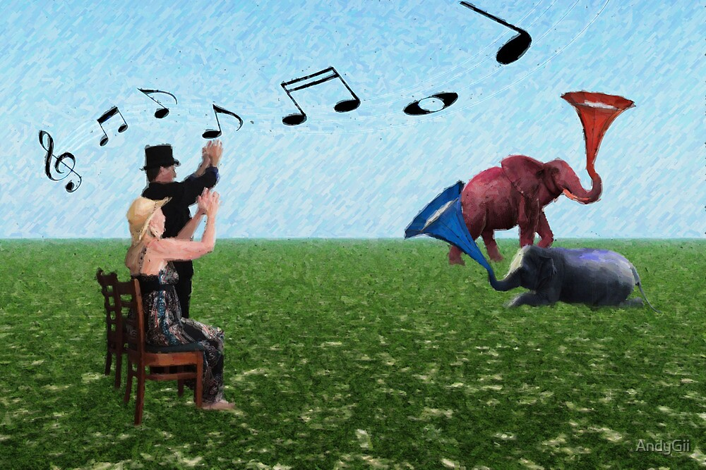 Elephant Song by AndyGii