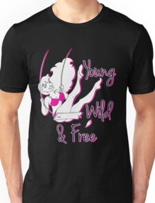Young, Wild & Free Cute Unisex T-Shirt