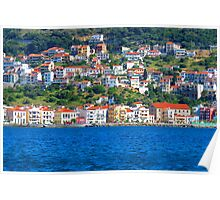 Samos Greece Poster