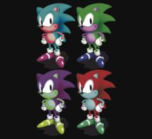 Sonic Warhol 1 by macewind