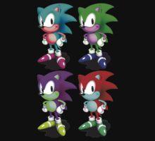 Sonic Warhol 1 by macewind