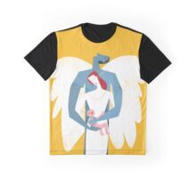 The Angel's Family Graphic T-Shirt