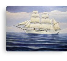 United States Coast Guard Samuel Chase Canvas Print