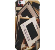 Vintage Memories iPhone Case/Skin