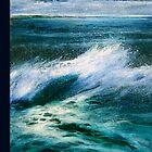 Sennen Wave by izumiomoriart