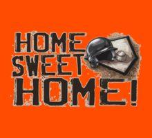 Home Sweet Home Baseball Kids Tee