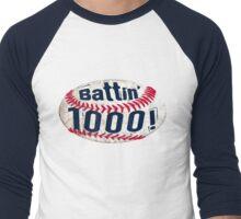 I'm Batting 1000 Baseball Men's Baseball ¾ T-Shirt