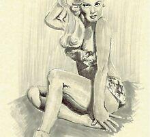 Marnie Van Doren by Tony Heath