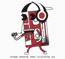 Kings Among Men Cassette Guy by OfficialMakkyZ