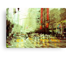 New York 2 Canvas Print