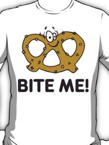 Pretzel Bite Me T-Shirt
