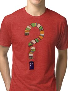 The question Tri-blend T-Shirt