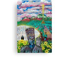 Melchizedek Canvas Print