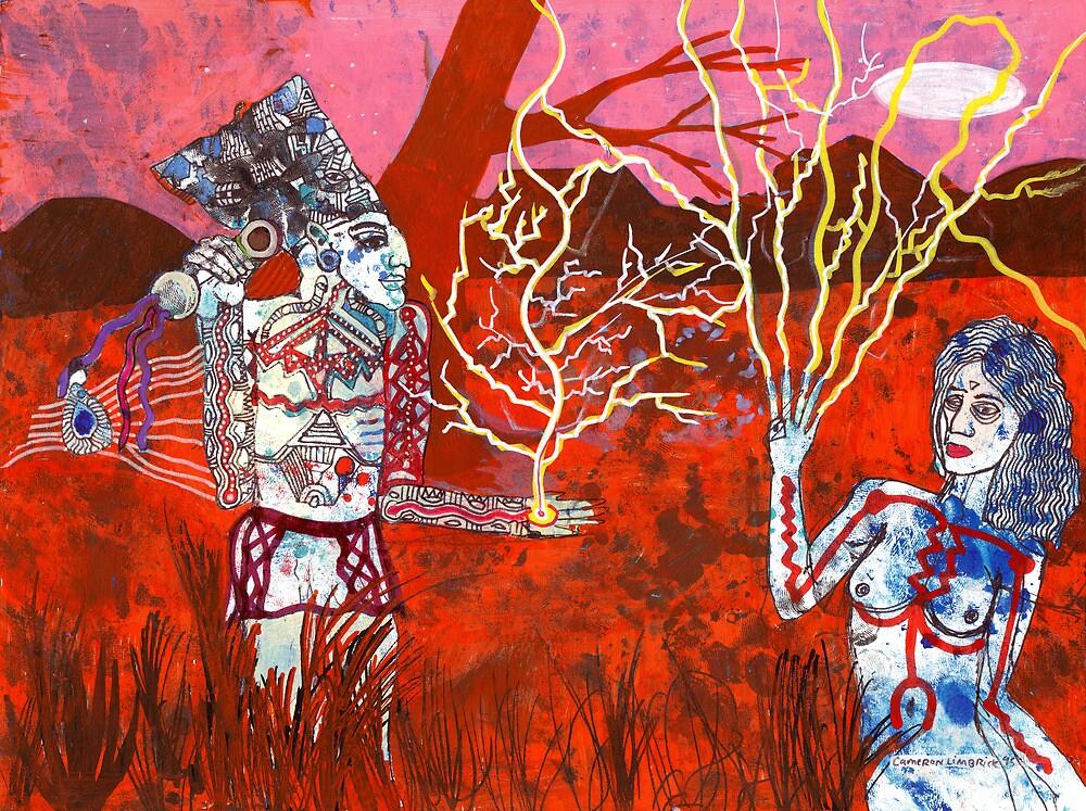 Shaman by Cameron Limbrick