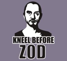 Kneel Before Zod - General Zod by Big Mack
